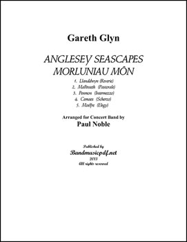 Anglesey Seascapes (Complete 5 mvt.)