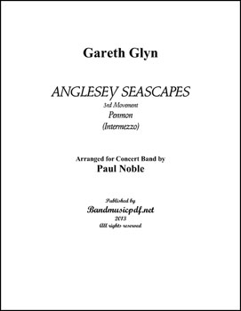 Anglesey Seascapes (Complete 5 mvt.)  Thumbnail