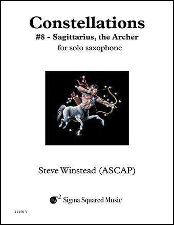 Constellations #8 - Sagittarius,The Archer