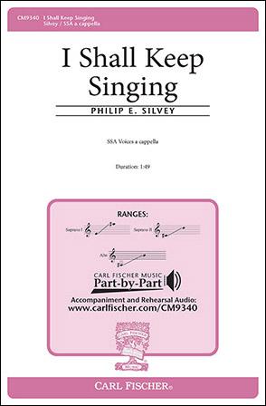 I Shall Keep Singing