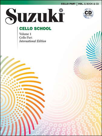 Suzuki Cello School, Vol. 1
