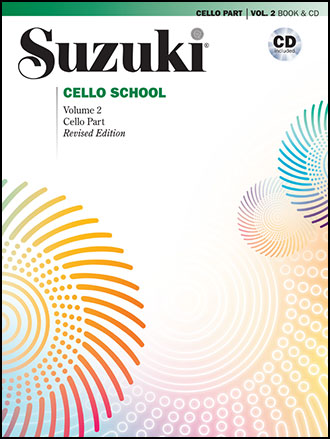 Suzuki Cello School, Vol. 2