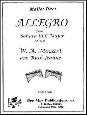 Allegro, K. 545