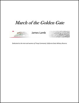 March of the Golden Gate