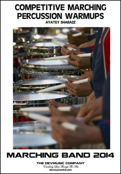 Competitive Marching Percussion Warmups