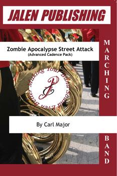 Zombie Apocalypse Street Attack