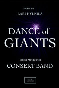 Dance of Giants myscore sheet music cover