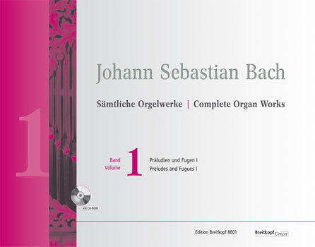 Complete Organ Works, Vol. 1