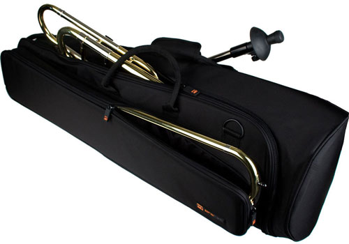 Tenor Trombone Explorer Gig Bag with Sheet Music Pocket