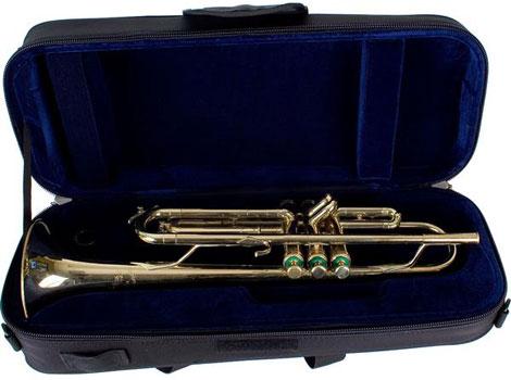 Contoured Trumpet PRO PAC Case