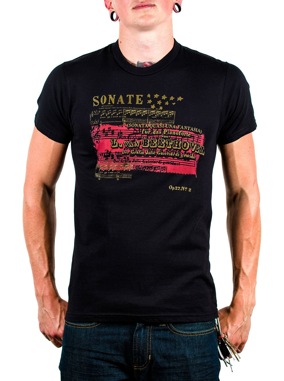 Sonate Op. 27 #2 T-shirt