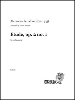 Etude, Op. 2, No. 1