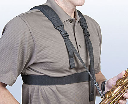 Neotech Sax Practice Harness Cover