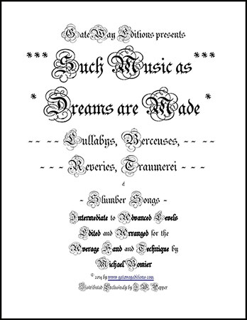 Such Music as Dreams are Made