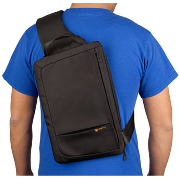 Zip iPad/Tablet Sling Bag