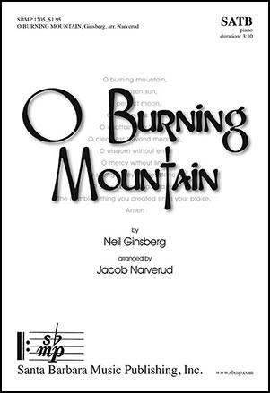 O Burning Mountain