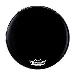 Remo Ambassador Ebony Bass Drum Heads