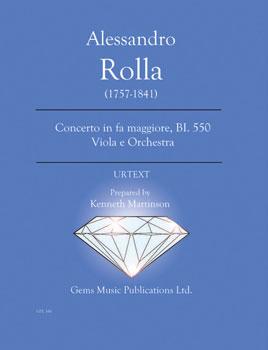 Concerto in fa maggiore, BI. 550