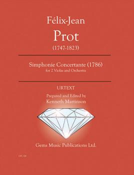 Simphonie Concertante (1786)