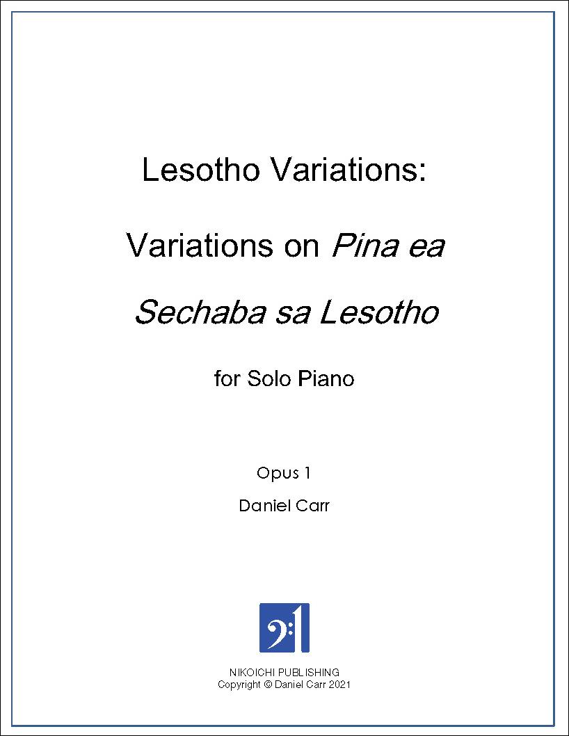 Lesotho Variations