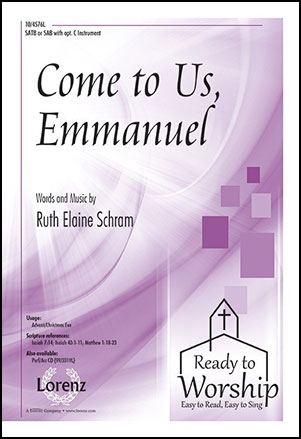 Come to Us Emmanuel