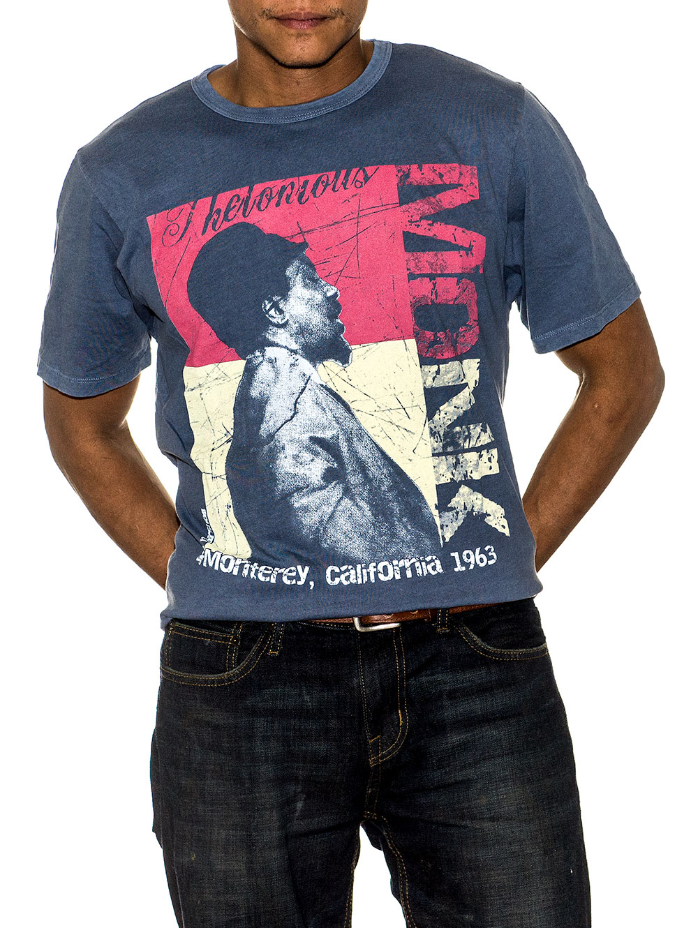 Thelonious Monk Monterey T-shirt image