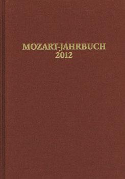 Mozart Yearbook 2012