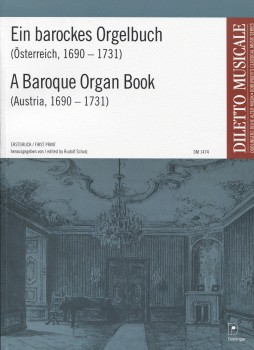 A Baroque Organ Book