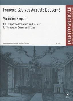 Variations, Op. 3