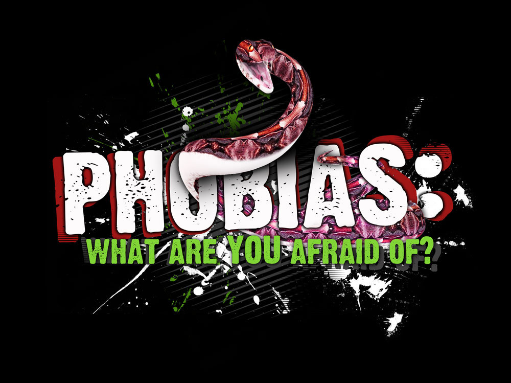 Phobias: What Are YOU Afraid Of?
