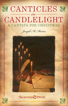 Canticles in Candlelight Cover