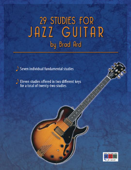 29 Studies for Jazz Guitar