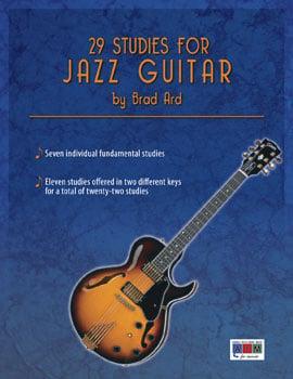 29 Studies for Jazz Guitar