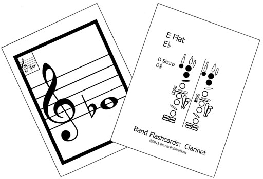 Band and Orchestra Flashcards