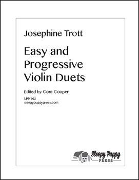Easy and Progressive Violin Duets