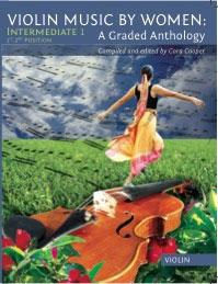 Violin Music by Women, Vol. 2: Intermediate 1
