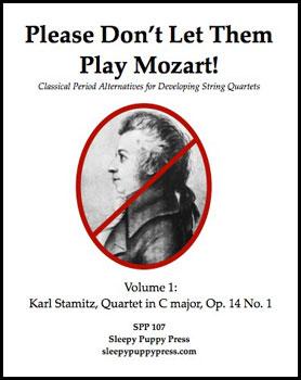 Please Don't Let Them Play Mozart, Vol. 1