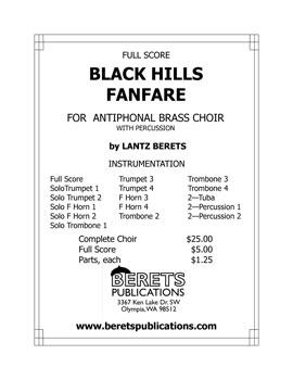 Black Hills Fanfare