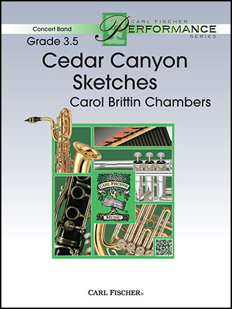 Cedar Canyon Sketches Thumbnail