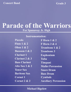 Parade of the Warriors