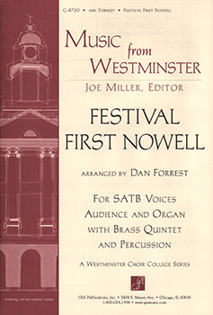 Festival First Nowell Cover