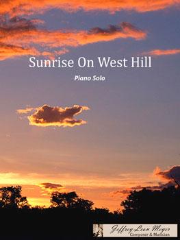 Sunrise On West Hill