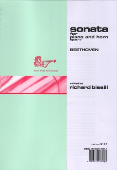 Sonata for Horn and Piano, Op. 17