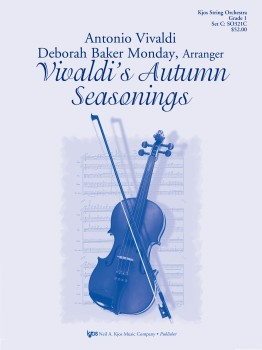 Vivaldi's Autumn Seasonings