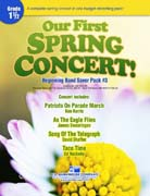 Our First Spring Concert!