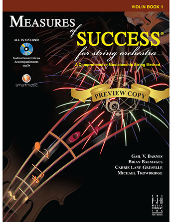Measures of Success for String Orchestra No. 1