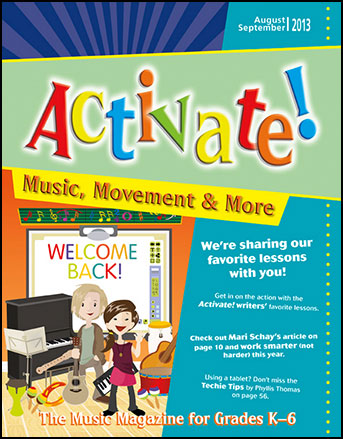 Activate Magazine August 2013-September 2013