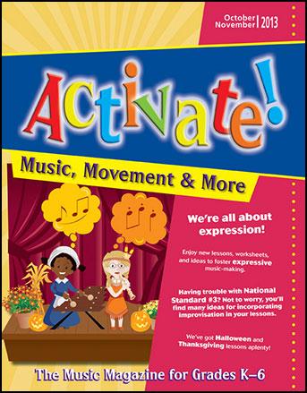 Activate Magazine October 2013-November 2013