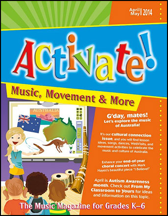 Activate Magazine April 2014-May 2014
