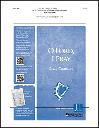 O Lord I Pray